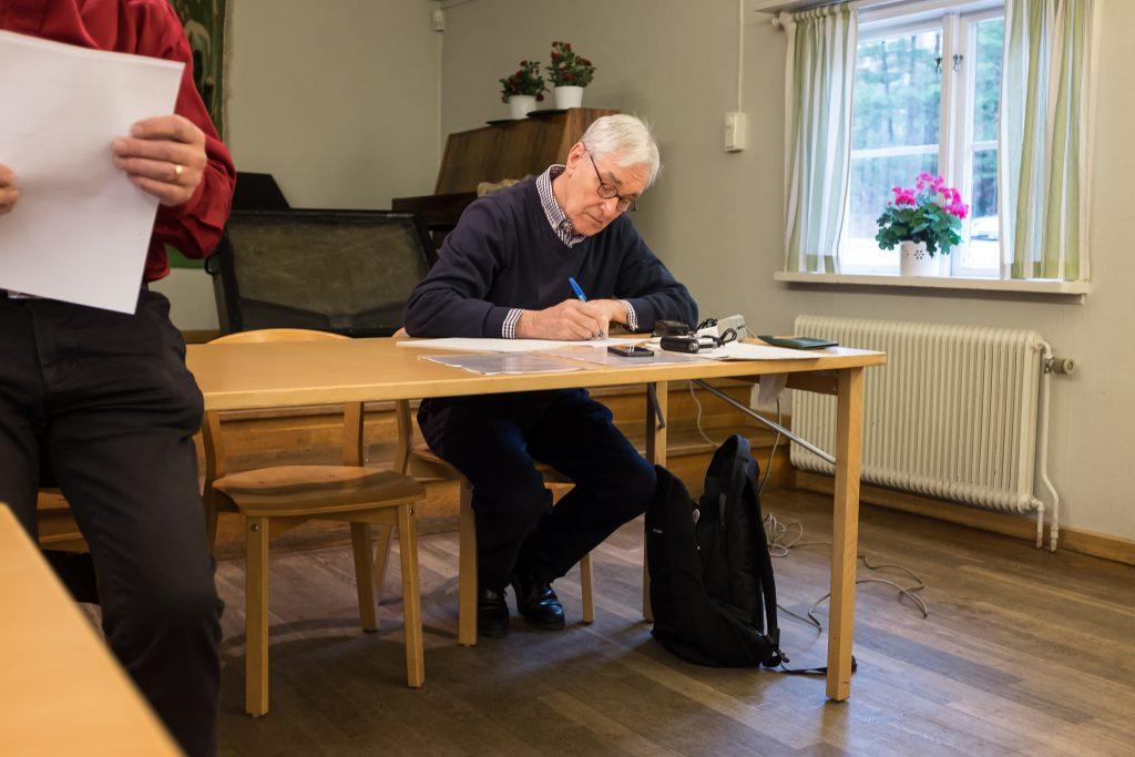 Årsmöte Mälaröarnas biodlarförening årsmöte 2017