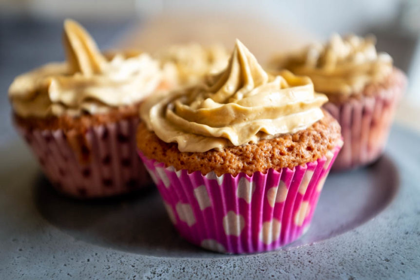 Cupcakes Ekebyhovs slott café
